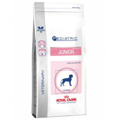Royal Canin Vet Care Nutrition Pediatric Junior Medium Dog (Digest & Skin 29) Dry