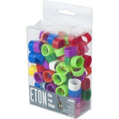 ETON Clic Leg Rings Medium/12mm - LIGHT BLUE