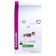 Eukanuba Daily Care Senior 9+ Dog with Chicken Dry
