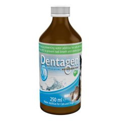 Dentagen Aqua- Plaque Preventing Water Additive 250ml