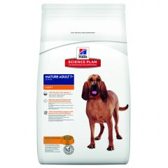 Hills Science Plan Mature Adult Dog 7+ Light with Chicken Dry 12kg