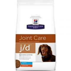 Hills Prescription Diet J/D Joint Care Canine Mini with Chicken Dry