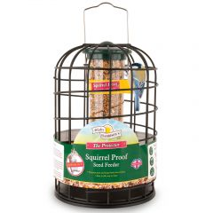 Walter Harrisons Protector Seed Feeder