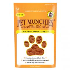 Pet Munchies Dog Training Treats 50g