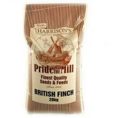 Walter Harrisons Pride of the Mill British Finch Mix 20kg