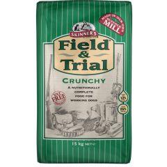 Skinners Field & Trial Crunchy Working Dog Food Dry 15kg