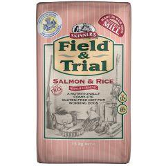 Skinners Field & Trial Salmon & Rice Working Dog Food Dry