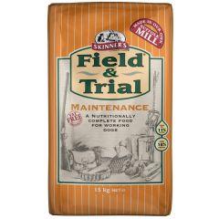 Skinners Field & Trial Maintenance Working Dog Food Dry 15kg