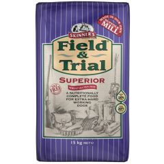 Skinners Field & Trial Superior Working Dog Food Dry 15kg