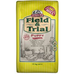 Skinners Field & Trial Puppy with Chicken and Rice Dry