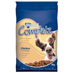 Wafcol Complete Adult Dog with Chicken Dry