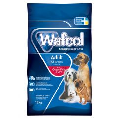 Wafcol Adult Dog with Ocean Fish & Corn Dry