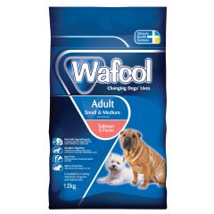 Wafcol Adult Small/Medium Breed Dog with Salmon & Potato