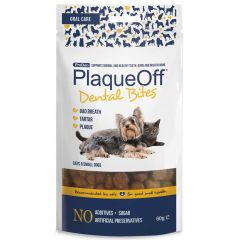 ProDen PlaqueOff Dental Bites for Cats and Dogs