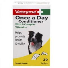 Vetzyme Once a Day Conditioner