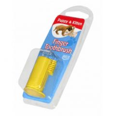 Hatchwells Dentifresh Finger Toothbrush for Puppies and Kittens