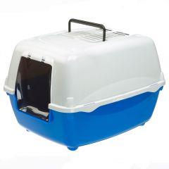 Ferplast Bella Cat Toilet with Carbon Filter