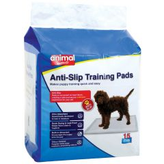 Animal Instincts Anti Slip Puppy Training Pads