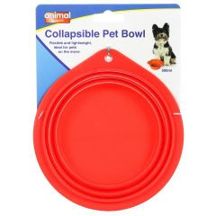 Animal Instincts Travel Collapsible Bowl