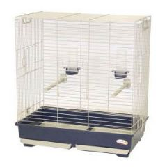 Inca 62 Beige/Blue Bird Cage (Cockatiel)