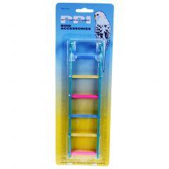 PPI Plastic 9 inch Multicolour Ladder