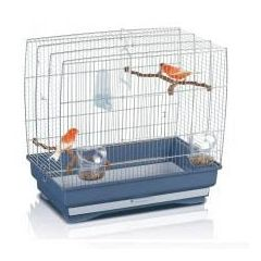 IMAC Irene 3 Chrome Bird Cage (Budgie/Canary)