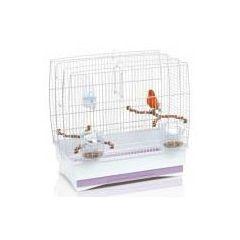 IMAC Irene 2 White Bird Cage (Budgie/Canary)