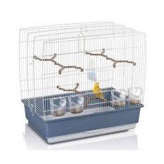 IMAC Irene 4 White Bird Cage (Budgie/Canary)