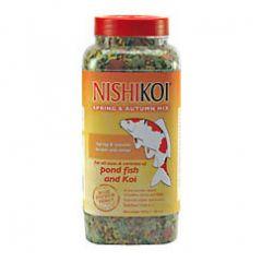 Nishikoi Spring and Autumn Mix