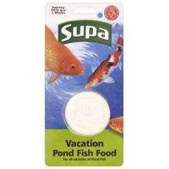 Supa Pond Vacation Block - Pack of 12