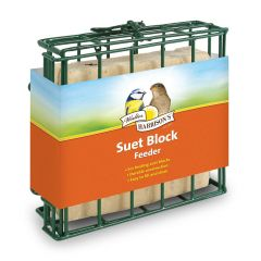 Walter Harrisons Energy Boost Suet Block Cage 12cm