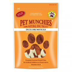 Pet Munchies Duck Drumstick 100g