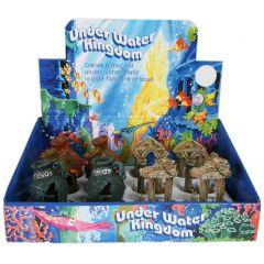 PPI Underwater Kingdom Assorted Column & Urn Ornaments