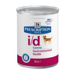 Hills Prescription Diet i/d Digestive Care Dog Food Wet Recovery Pack 12x360g Can