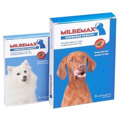 Milbemax Chewable Tablet for Dogs