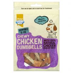 Good Boy Chewy Chicken Dumbbells 100g