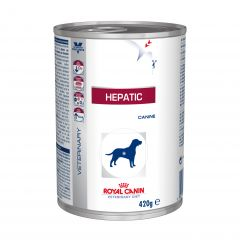 Royal Canin Veterinary Diet Canine Hepatic Wet 12x420g Can