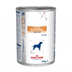 Royal Canin Veterinary Diet Canine Gastro Intestinal Low Fat Wet 12x410g Can