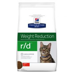 Hills Prescription Diet R/D Weight Reduction Feline with Chicken Dry