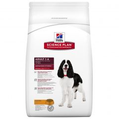 Hills Science Plan Advanced Fitness Adult Medium Dog with Chicken Dry