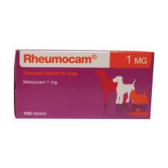 Rheumocam Chewable Tablets for Dogs