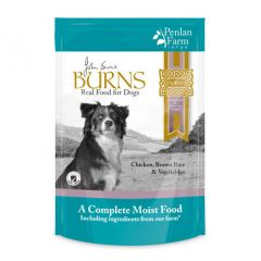 Burns Penlan Chicken Dog Food Wet 6x400g Pouches