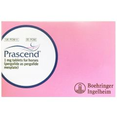 Prascend 1mg Tablets for Horses