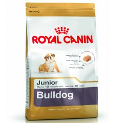 Royal Canin Bulldog Junior Dog Dry