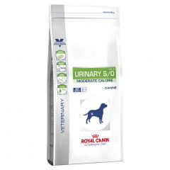 Royal Canin Veterinary Diet Canine Urinary S/O Moderate Calorie Dry (UMC20)