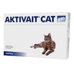 Aktivait Capsules Cat - Blister Pack of 60