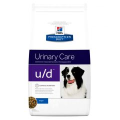 Hills Prescription Diet U/D Urinary Care Canine Dry