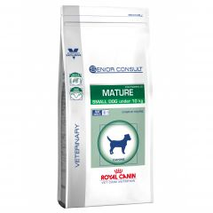 Royal Canin Vet Care Nutrition Senior Consult Small Mature Dog (Vitality & Dental 25) Dry