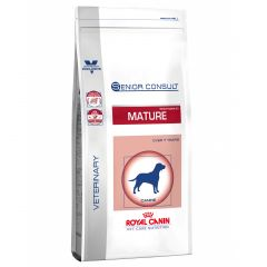 Royal Canin Vet Care Nutrition Senior Consult Medium Mature Dog (Vitality & Skin 23) Dry