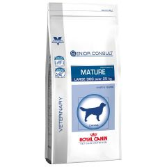 Royal Canin Veterinary Care Nutrition Senior Consult Large Mature Dog (Vitality & Joint 25) Dry 14kg